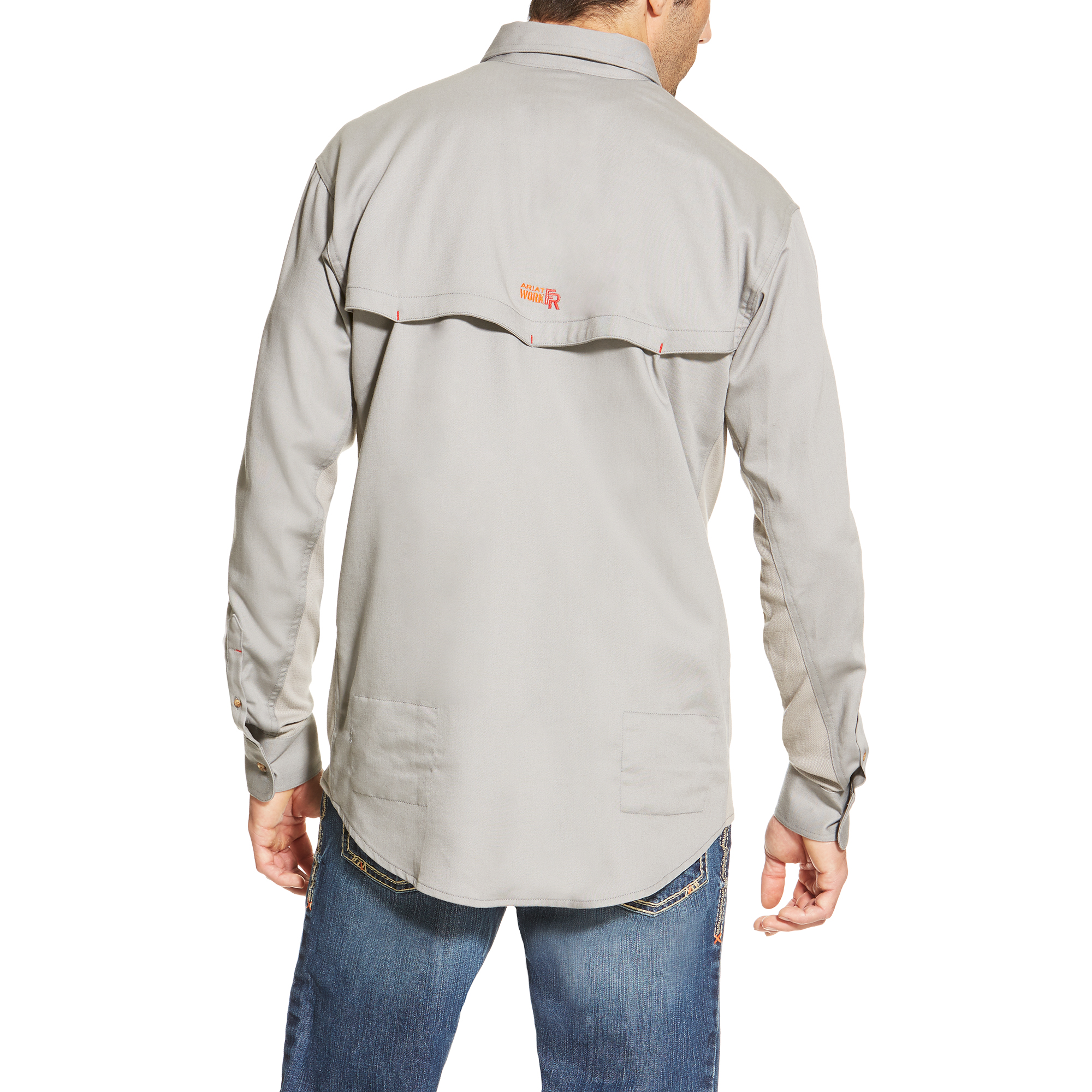 64d80aa7b4c9 FR Solid Vent Shirt - Mettry